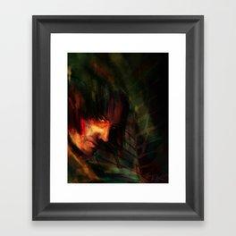 For the Glory  Framed Art Print