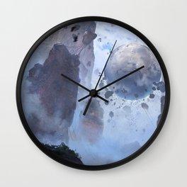 Little Planet Wall Clock
