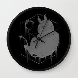 fetus Wall Clock