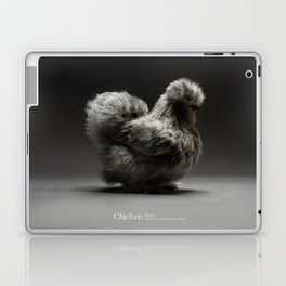 Chic!ken - Silkie Bantam Laptop & iPad Skin