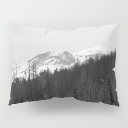Trees Die Pillow Sham