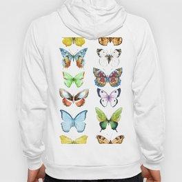Butterfly Pattern 05 Hoody