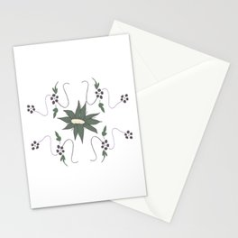 Meadow flower Stationery Cards