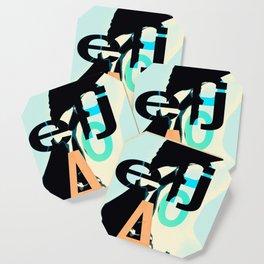 Pop Art Akt Coaster