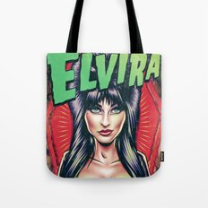 Mistress of the Dark Tote Bag