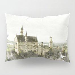 Fairy Tale Castle Pillow Sham