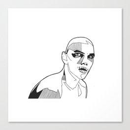 War Boy Canvas Print