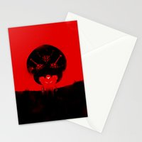 Super Metroid Stationery Cards