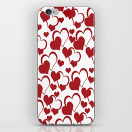 Valentines Pattern  iPhone Skin