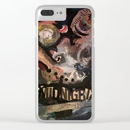 Bruised by Midnight Clear iPhone Case