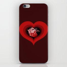Delicious Valentine iPhone Skin