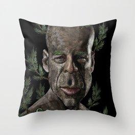 Spruce Willis Throw Pillow
