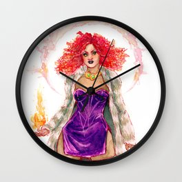 DC Kory Wall Clock