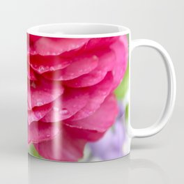 Water Droplets Coffee Mug