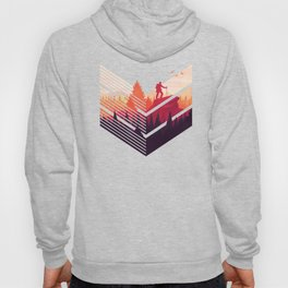 Hiking design Hoody