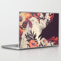 comic Laptop & iPad Skins featuring Harbors & G ambits by Teagan White