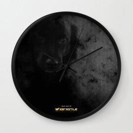 Pof Tribute - Limit Edition Zerostile Factory Wall Clock
