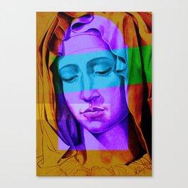 Mary 06 Canvas Print