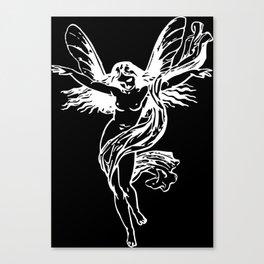 Gothic Fea | Gothic Fairy | Fairy phone case | Iphone case | Fallen Angel Canvas Print