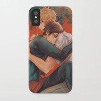 durarara iPhone & iPod Cases featuring Raira Days by washuuchan