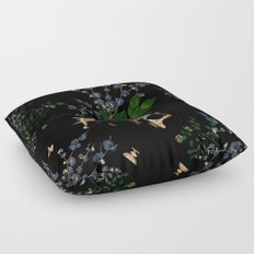 Monkey World: Apy and Vinnie Floor Pillow