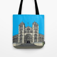 The Natural History Museum, London Tote Bag