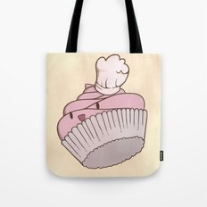 The Cupcake Chef Tote Bag