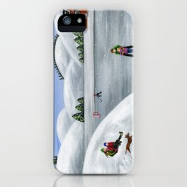 Hilly Humbleness iPhone Case