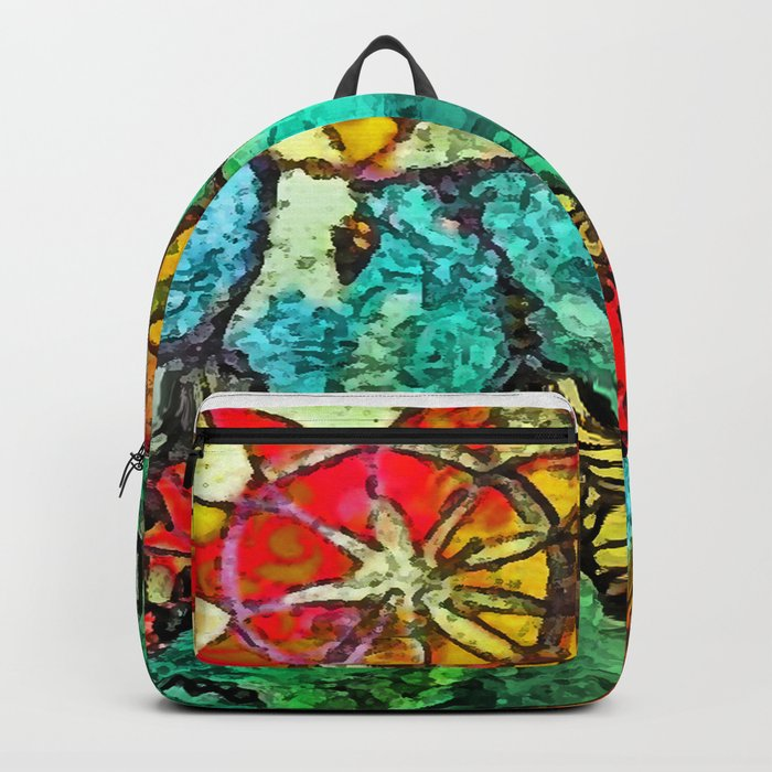 Dreamcatcher2 Backpack