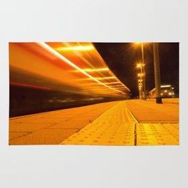 Train from Ulm Rug