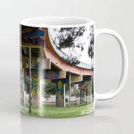El Corazon de El Paso Coffee Mug