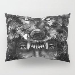 Empress Wolf Pillow Sham