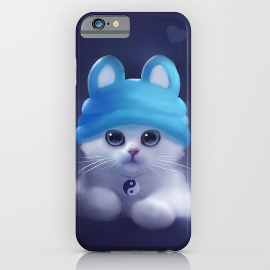 Yang The Cat iPhone & iPod Case