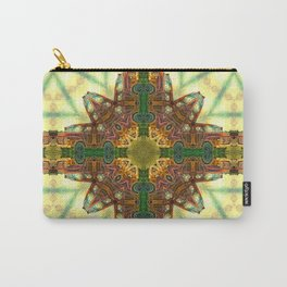 Old rusty truck kaleidoscope Carry-All Pouch
