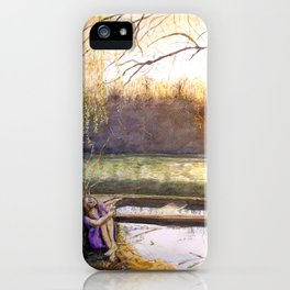 Somewhere in Hungary iPhone Case