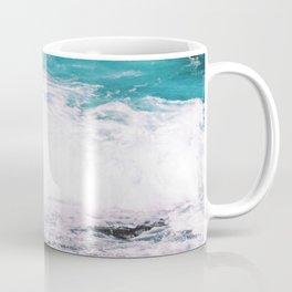 Waiting On the Wave Coffee Mug