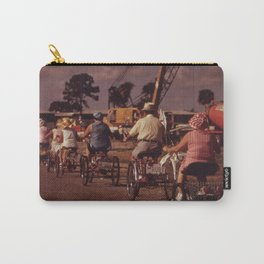 Tricycle Club Carry-All Pouch