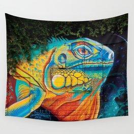 Lizard King Wall Tapestry