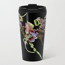 Dendrobium Spectible (The Alien Orchid) Travel Mug