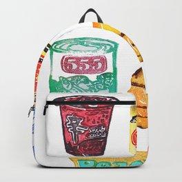 This Week's Menu Backpack
