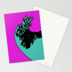 wave rider no.4 Stationery Cards