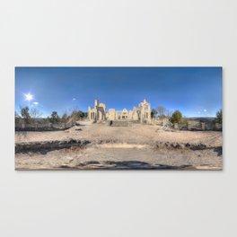 Ha Ha Tonka Castle Ruins Canvas Print
