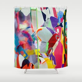 Image of my work #Sageexperience 2014 Shower Curtain