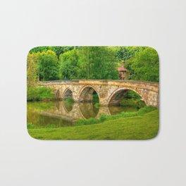 Kirkham Bridge - River Derwent  Bath Mat