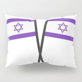 israel flag Pillow Sham