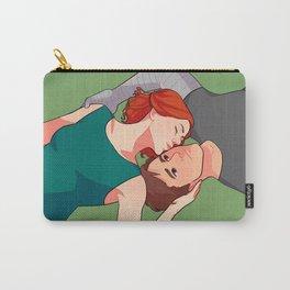 Bucky and Natasha Carry-All Pouch
