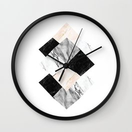 Texture Me Wall Clock