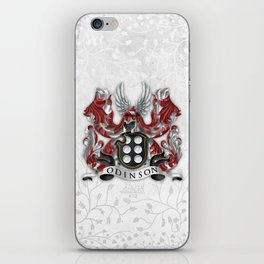 Thor Coat of Arms iPhone Skin