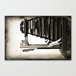 No. 3A Autographic Kodak Canvas Print