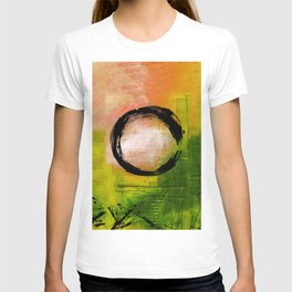Enso No.MM13I by Kathy Morton Stanion T-shirt